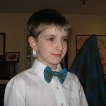 Child's bow tie
