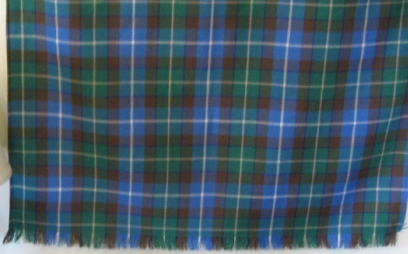 Ancient Atlantic Tartan Stole 27″ x 71″