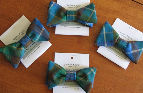 AA adult bow ties