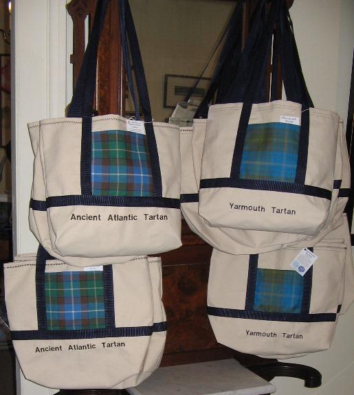 tartan bags