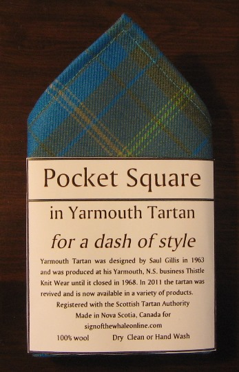 Yarmouth Tartan single