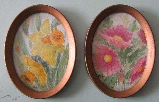 Marg Chipman pr miniature florals